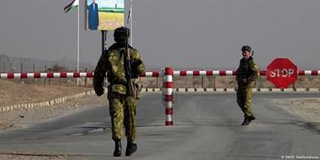 وقوع درگیری مسلحانه در مرزهای قرقیزستان و تاجیکستان