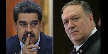 واشنگتن: برای سرنگونی دولت مادورو هر کاری انجام میدهیم