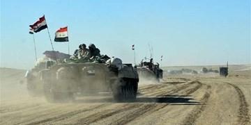 مرحله سوم عملیات پاکسازی استان دیالی در شرق عراق آغاز شد
