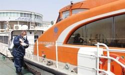 ضدعفونی شناورها ۴۰ دقیقه قبل از مسافرگیری/6 سفر دریایی به امارات و بازگشت ۲۳۰۰ هموطن