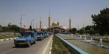 کمک مؤمنانه| توزیع ۵هزار بسته معیشتی و ۲۲۰ سری جهیزیه در استان تهران