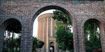 خاموشی برجهای تاریخی تهران در شب رحلت بنیانگذار انقلاب اسلامی