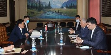 تأکید وزیر اقتصاد قرقیزستان بر همکاری با شرکتهای ایرانی