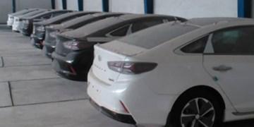 کشف انبار احتکار خودروهای خارجی در بوشهر