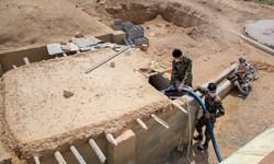 فیلم|ارسال آب شرب به مردم غیزانیه توسط سپاه
