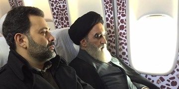 شکرخدا گودرزی: شباهتم به امام غافلگیرم کرد!/ بازیگری که همه کتاب های امام خمینی(ره) را خوانده است