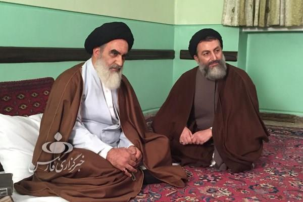 13990313000732 Test PhotoL - شکرخدا گودرزی: شباهتم به امام غافلگیرم کرد!/ بازیگری که همه کتاب های امام خمینی(ره) را خوانده است