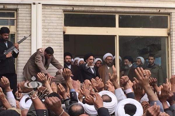 13990313000742 Test PhotoL - شکرخدا گودرزی: شباهتم به امام غافلگیرم کرد!/ بازیگری که همه کتاب های امام خمینی(ره) را خوانده است