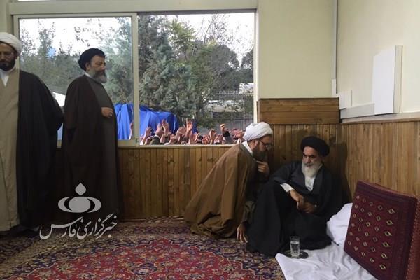 13990313000744 Test PhotoL - شکرخدا گودرزی: شباهتم به امام غافلگیرم کرد!/ بازیگری که همه کتاب های امام خمینی(ره) را خوانده است