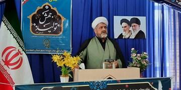 امام خمینی(ره) تحولی عظیم در ایران و جهان ایجاد کردند/ حقوق بشر آمریکایی مملو از جنایات و وحشیگری است