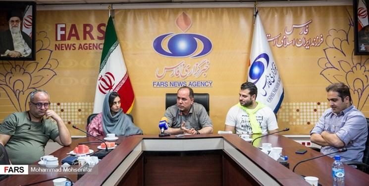 نشست «بچه مهندس3»در فارس| قصه نخبه هایی که دیده نمی شوند/ انتخاب «جواد» از میان 200 بازیگر/ تصویری از غرور ملی ایرانیان