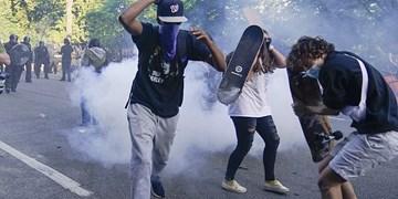 اعتراضات بی سابقه در آمریکا؛ نتیجه ظلم مکرر و تاریخی به سیاه پوستان