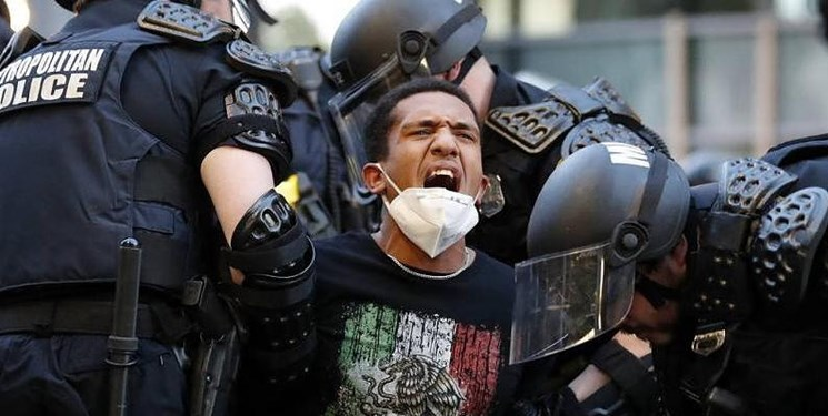 کشته شدن حداقل 11 نفر در جریان اعتراضات ضدنژادپرستی در آمریکا