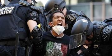شمار دستگیرشدگان در اعتراضات آمریکا از ۱۰۰۰۰ نفر گذشت