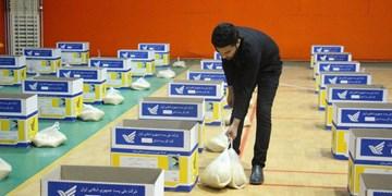 #لشکرخوبان| استمرار خدمتِ جوانان جهادی رشت/گروه جهادی کریم اهلبیت (ع) 300 بسته دیگر در روز رحلت امام به نیازمندان اهدا کرد