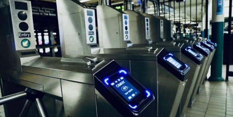 تاخیر در خدمات پرداخت غیرلمسی متروی نیویورک به علت کرونا
