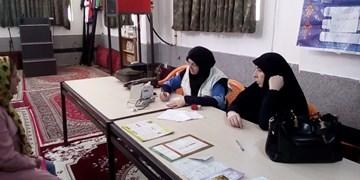 تیمهای بهداشتی به مناطق محروم دامغان اعزام شدند+ تصاویر