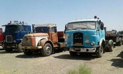 آغاز نوسازی 800 دستگاه کامیون فرسوده بالای 55 سال