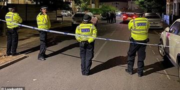 تیراندازی در لندن؛ 4 نفر زخمی شدند