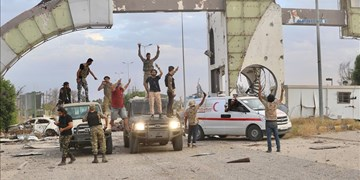 آناتولی: نیروهای دولت «وفاق ملی»  کنترل شهر «ترهونه» را به دست گرفتند