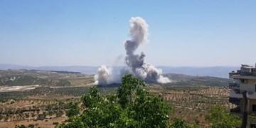 اسپوتنیک: حملات صهیونیستها به سوریه از منطقه تحت اشغال آمریکا در «التنف» انجام شد