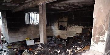 ۲ کشته و ۴ مصدوم در پی انفجار گاز در پاکدشت