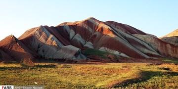 ویدئو کامنت  کوههای مریخی در ایران