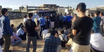 دانشجویان انقلابی پرچمدار مطالبهگری در شهرک فدک/ درخواست برای محاکمه مقصران فوت آسیه پناهی