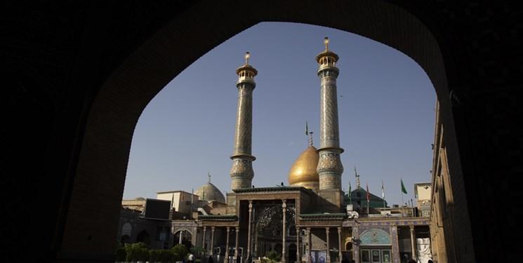 تغییر نام صحنها و رواقهای آستان حضرت عبدالعظیم (ع)