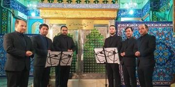 «سوگ خورشید» اثری از گروه وصال در وصف امام خمینی (ره)+فیلم