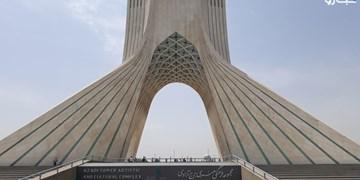 برج آزادی 50 سا له میشود/ خواهرخواندگی آزادی با برج ایفل
