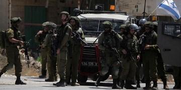 فیلم | ارتش رژیم صهیونیستی راهپیمایی فلسطینیها را سرکوب کرد