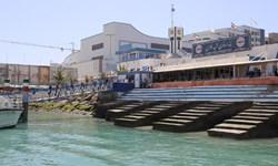 7.8 برابر شدن صادرات غیرنفتی در بنادر جزیره قشم/تخلیه و بارگیری 815 TEU کانتینر 