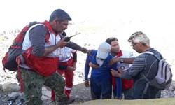 امدادرسانی  به 1357 نفر در حوادث جوی 12 استان