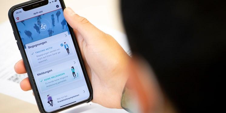 پوشیدن وسیله ردیابی کرونا در سنگاپور
