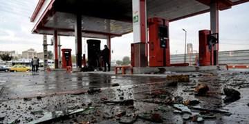 انفجار پمپ گاز در شیراز دو مصدوم بر جای گذاشت
