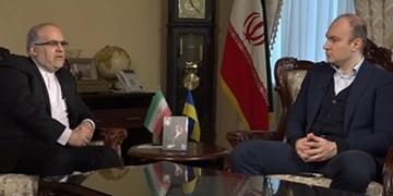 سفیر ایران: پرونده سقوط هواپیمای اوکراینی راکد و بایگانی شده نیست و کار در حال انجام است