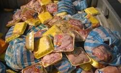 معدودمسازی 1500 کیلوگرم مرغ فاسد در فسا