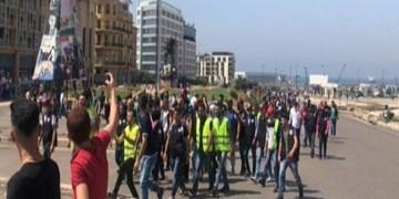 دستگیری 4 باندی که برای آشوب بزرگ در بیروت آماده میشدند