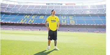 نگاهی به عناوین مطبوعات اسپانیا  مسی سرانجام به خانه بازگشت؛ ازارد آماده درخشش برای رئال+عکس