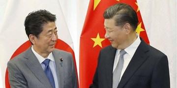 خودداری ژاپن از امضای بیانیه انتقادی آمریکا و انگلیس  علیه چین