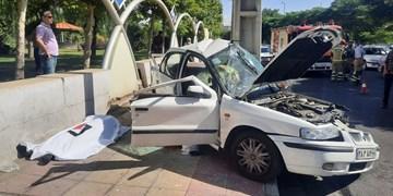 کاهش ۱۰ درصدی تصادفات رانندگی طی 2  سال گذشته در تهران