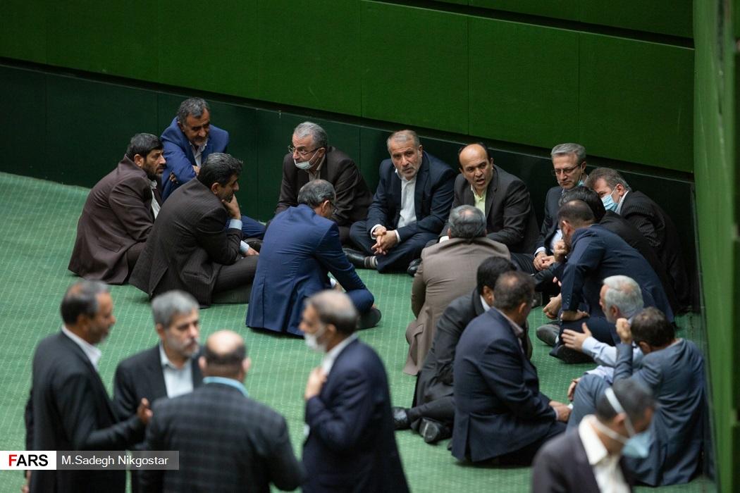 جلسه علنی مجلس / ۱۸ خرداد ۹۹