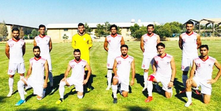 پخش صدای هواداران در بازی شاهین شهرداری بوشهر و ذوب آهن اصفهان