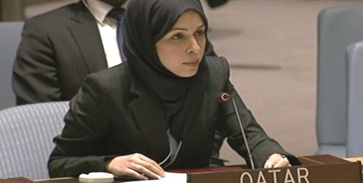 استقبال قطر از طرح سازمان ملل برای کاهش تنش در منطقه خلیجفارس