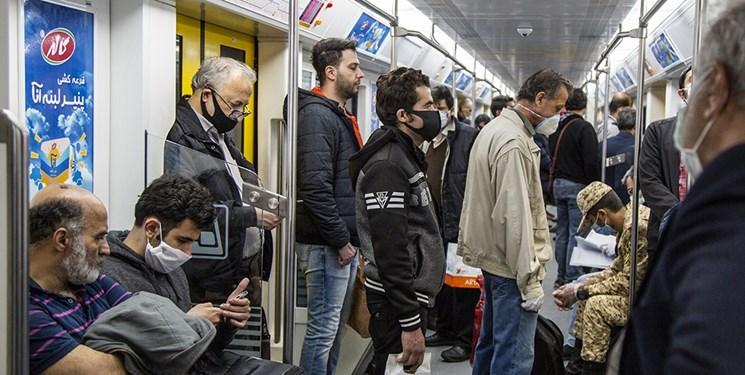 13990318000974 Test PhotoN - افزایش  کمتر از 10 درصدی  مسافران مترو بعد از اجرای طرح ترافیک!