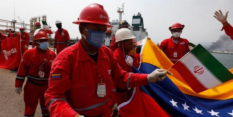 واشنگتن پست: فشار حداکثری ترامپ موجب اتحاد  ایران و ونزوئلا شده است