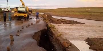 ۱۵۰ میلیارد ریال خسارت ناشی از  سیلاب مشگین شهر