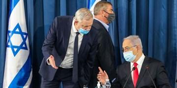 افزایش احتمال فروپاشی کابینه رژیم صهیونیستی و کنار گذاشتن حزب گانتز