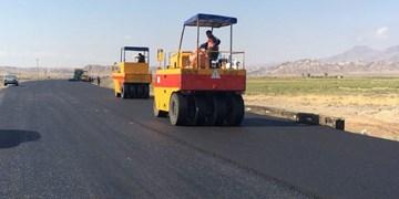 پروژه آسفالت منطقه اسلام آباد اهواز به سرعت در حال انجام است